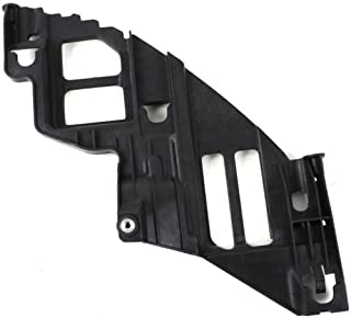 Make Auto Parts Manufacturing - GOLF/GTI/JETTA 10-14 FRONT BUMPER BRACKET RH, Inner, Cover Locating Guide, Plastic, Hatchback/Wagon - VW1043102