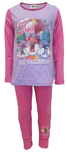 Trolls Big Hair Pijamas Niñas 128cm / 7-8 Años