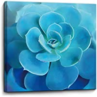 Sdya Succulents Print Pictures Canvas for Bedroom