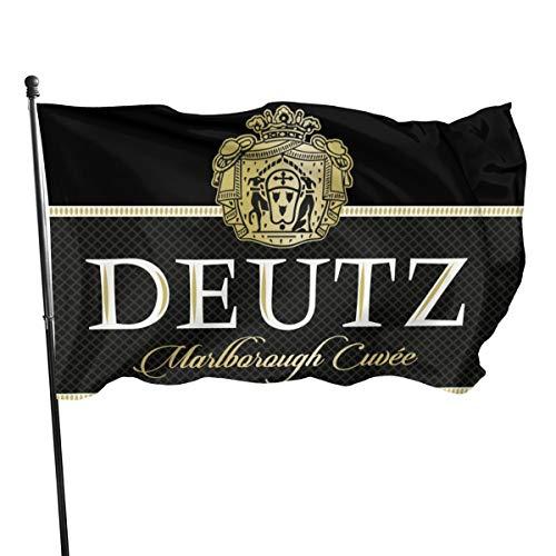 Shenhui Deutz Garten Flagge,3x5 Ft?150cm X 90cm?, Frühling, Sommer, Herbst, Garten, Willkommen Hof, Outdoor Decor Garden Flag