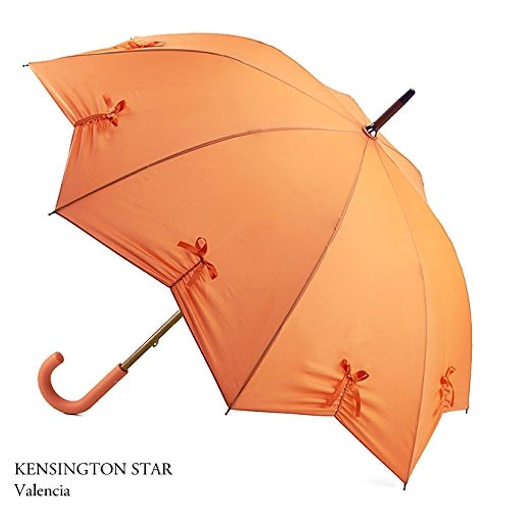 靴文明化する不誠実フルトン FULTON 傘 ケンジントン スター 限定色 バレンシア オレンジ スター L776