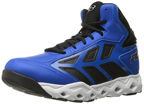Fila Herren Torranado Basketballschuh, Blau (Electric Blue/Black/White), 44 EU