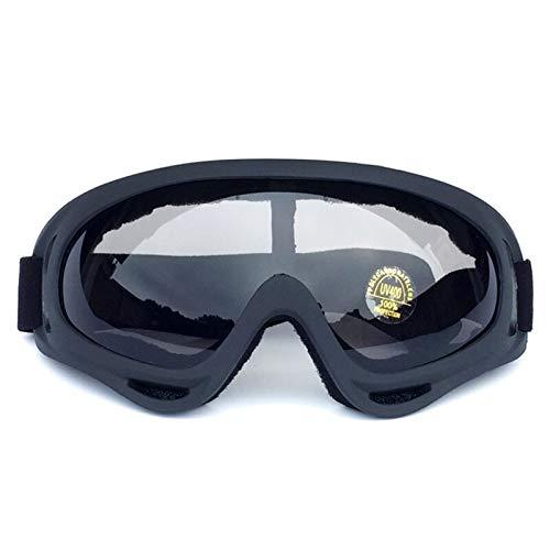 N\A Gafas de esquí profesionales para deportes al aire libre, gafas de esquí de invierno, gafas de sol, gafas de sol anti UV400, equipo deportivo para niños, hombres y mujeres (color: BF653 05)
