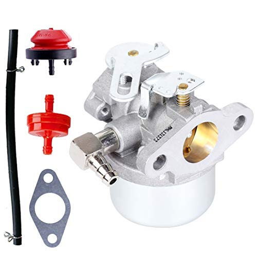 Pro Chaser 932006 640084B 5HP 6HP Tecumseh Engine Carburetor for Toro 524 Snowthrower 38040 Ariens ST504 ST524 Craftsman 22'' 536.886120 Murray 22'' 24'' 624504x4D Snow Blower
