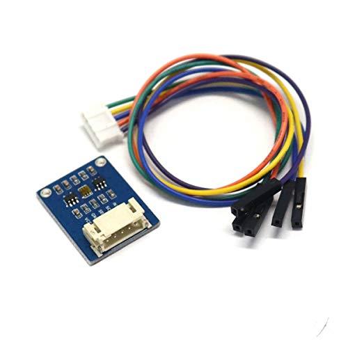 SUBALIGU BME280 Environmental Sensor, Temperature, Humidity, TSL25911 Barometric Pressure Detection Module I2C/SPI Interface for Weather Forecast, IoT Projects, ect