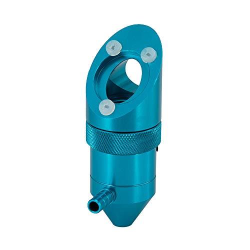Cabezal láser de CO2 Cloudray para máquina cortadora de grabado láser serie K40 diámetro de lente 15 / 18mm longitud focal 50,8mm espejo 20mm