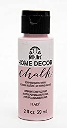 Chalk paint in pink Vintage Victorian color by Folk Art