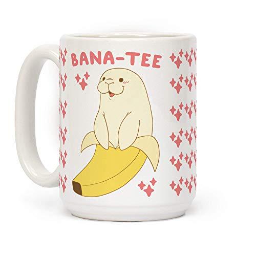 11oz Tazza di caffè Idea regalo per la famiglia Tazza da tè Bana-tee - Lamantino