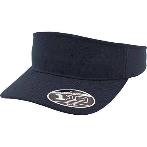 Flex fit 110 Visor Navy One Size Casquette Unisex-Adult