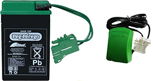 Why Should You Buy Peg Perego Green Battery and Charger Combo Pack