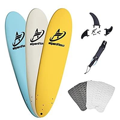 best beginner surfboard by Alpen Flow