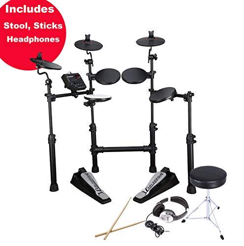 Carlsbro CSD100 Electronic Digital Drum Kit MAPEX Stool UPGRADED OFFER!