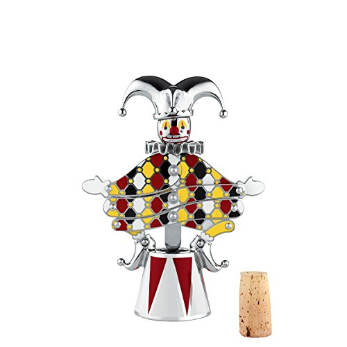 Alessi - Circus The Jester, Korkenzieher (Limited Edition)