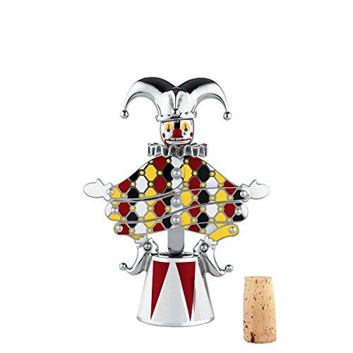 Alessi Circus The Jester Cavatappi Edizione Limitata MW35 Multicolore
