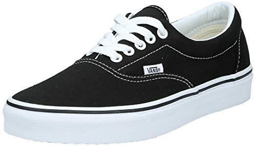 Vans Era - Zapatillas de Skate Unisex, Color Negro, Talla 43