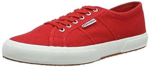 Superga Unisex 2750 Cotu Classic Sneaker, Rot (975), 35 EU