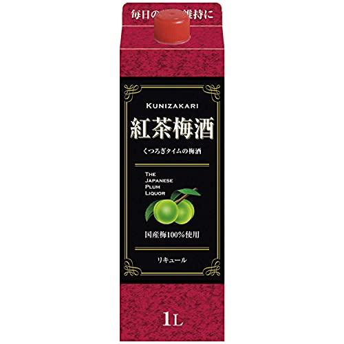中埜酒造『國盛 紅茶梅酒パック』