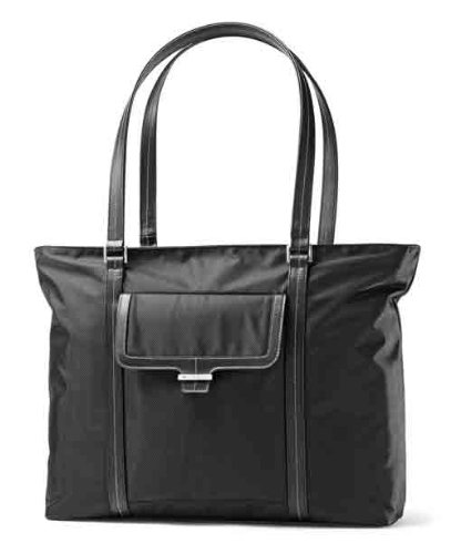 Samsonite Ultima Laptop Bag Shoulder, Black, One...