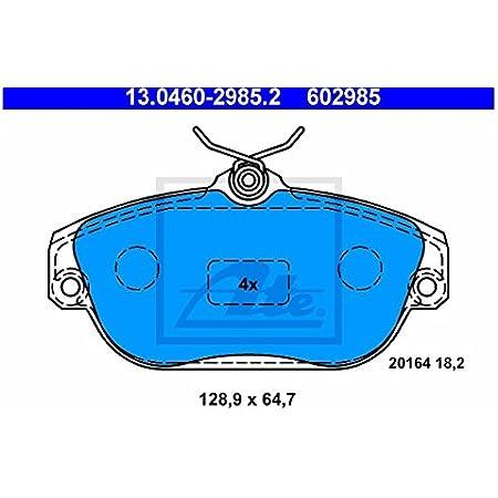 Ate 13 0460 2958 2 4x Bremsbeläge Vorne Auto