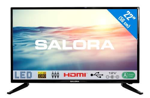 Salora 1600 series 22LED1600 22' Full HD Noir écran LED