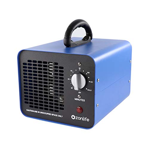 Ozonlife Commercial Ozone Generator 10000 mg/h High Capacity Air Purifier Ionizer O3 Machine for Large Rooms Odor Remove