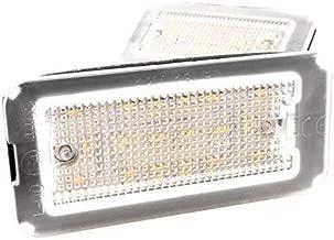 Illuminazione targa a LED con omologazione Canbus Plug/&Play V-030714