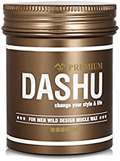 [DASHU] ダシュ For Men男性用 プレミアムワイルドデザインマッスルワックス Premium Wild Design Mucle Hair Wax 100ml/韓国製 韓国直送品