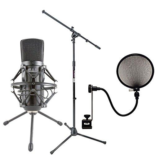 Cad Audio GXL2600 USB Premium Large Diaphragm Cardoid Condenser Microphone
