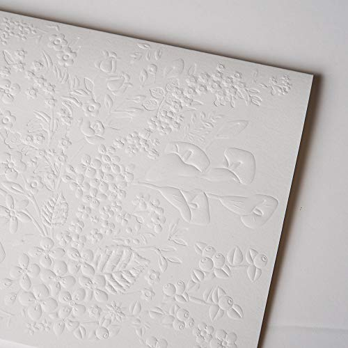 G.C.PRESSカードシエルブーケ[100x140mm]メッセージカードシンプル(多目的/結婚式/お祝い)