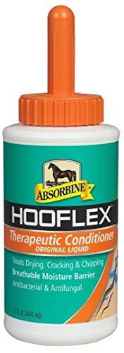 William Hunter Equestrian Absorbine-Balsamo Hooflex Orginal liquido a base di zoccoli (450 ml, 887 ml), protegge da essiccazione e screpolature