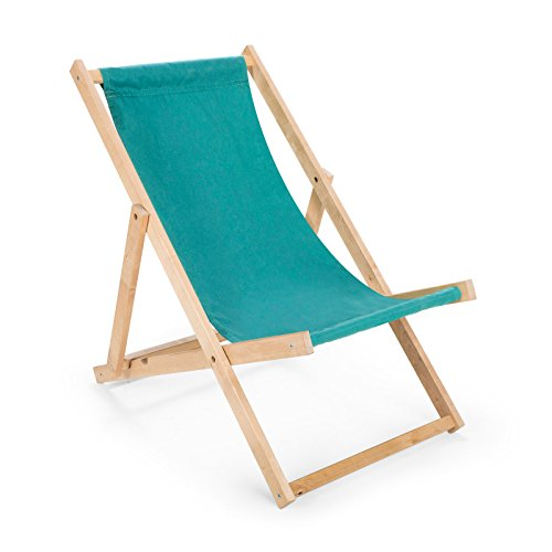 Unbekannt Holz Liegestuhl Sonnenliege Strandliege Gartenliege N/2