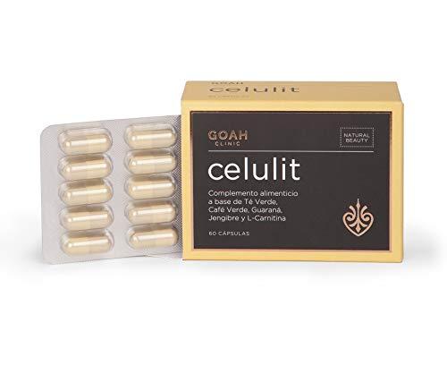 Celulit – Goah Clinic, Cosmética en cápsulas, Nutricosmética para eliminar la celulitis
