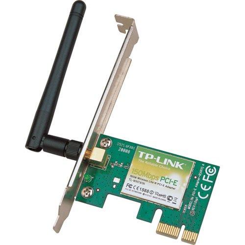 TP-Link TL-WN781ND Netzwerkkarte und Adapter, kompatibel mit WLAN 802.11b, kompatibel mit WLAN-Standard 802.11g
