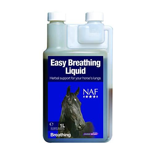 NutriLabs Pulmomag Ergänzungsfuttermittel flüssig für Pferde, 1er Pack (1 x 1 l)