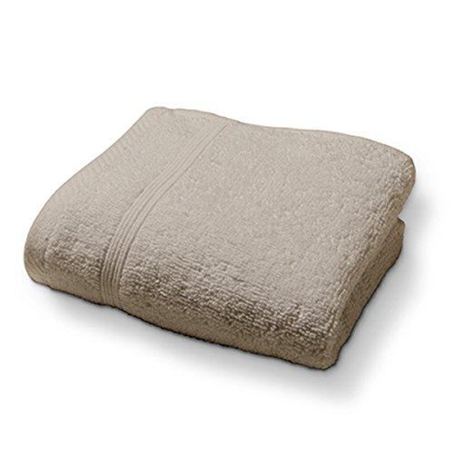 Today Maxi Drap Bain 100% Coton, Beige, 150x90 cm