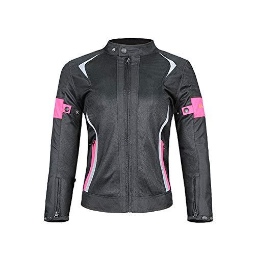 RTVZ motorjassen voor vrouwen comfortabele ademende mesh jas afneembare waterdichte laag bescherming apparatuur