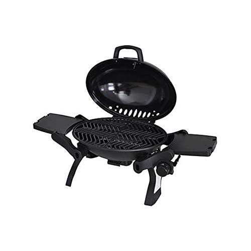 Grilltech Deluxe Portable Gas BBQ Barbecue Garden Camping Outdoors Caravan