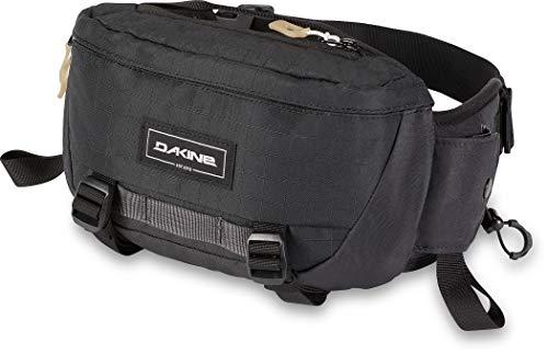 Dakine Hot Laps - Riñonera para Bicicleta (2 L), Color Negro