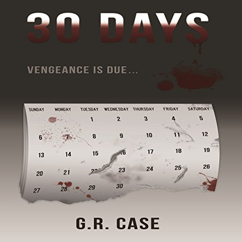 30 Days audiobook cover art