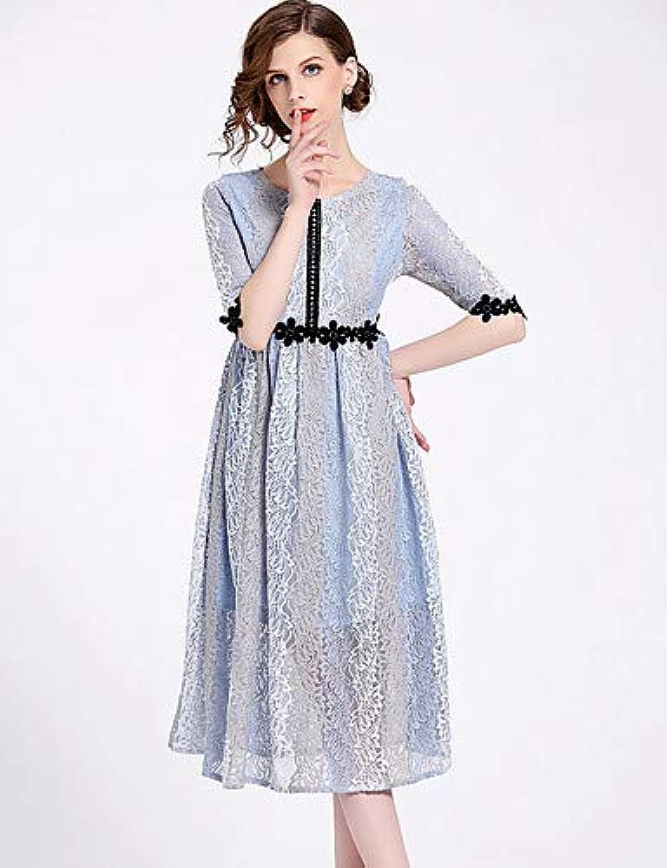 Women's Going Out Slim Sheath Dress High Waist