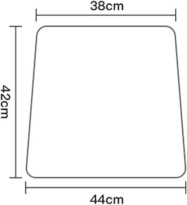 HXF Coussin de chaise antidérapant pour table de salle à manger et chaise amovible et lavable (couleur : E) E
