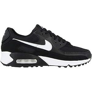 Nike Womens Air Max 90 Womens Running Casual Shoes Cq2560-001 Size 7