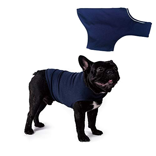 Hellopet Anxiety Jacket Sport Dog Anti-Anxiety Shirt Stress Relief Keep Calm Clothes Calming Coat for Dogs (M)