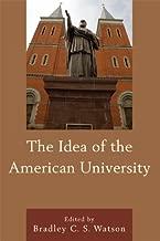The Idea of the American University
