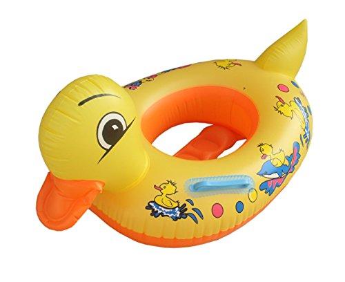 Creaciones Llopis- Flotador Pato Baby, Multicolor (6479)