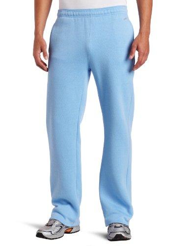 Soffe Men's Premiere Pocket Sweatpant, Light Blue, Medium