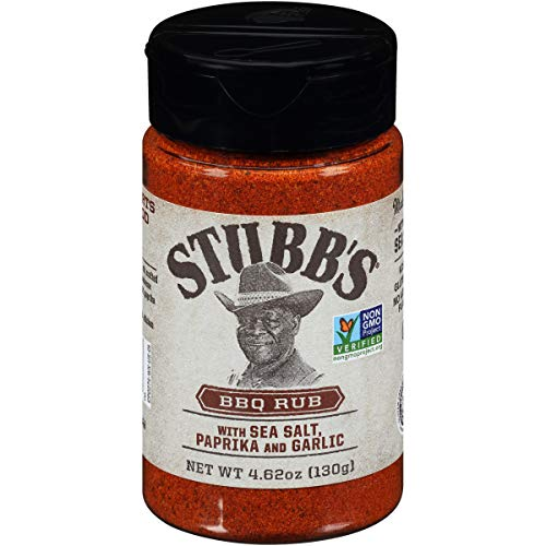 Stubb's Bbq Rub, 4.62 Ounce