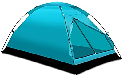 Alvantor Camping Tents Outdoor Travelite Backpacking Light-Weight Family Dome Tent 2 Person 2 Season Hiking Fishing Instant Portable Shelter Gift Easy Set-Up