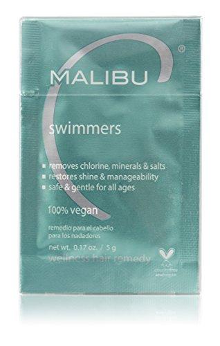Malibu C Swimmers Wellness Hair Remedy, Pack of 12