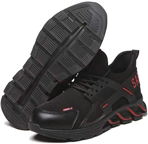 Zapatos de trabajo Botas de Seguridad Zapatos de Seguridad Calzado de trabajo Botas de seguridad Calzado de seguridad Antigolpes y antiperforaciones Nuevo Calzado de construcción Calzado de seguridad